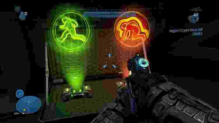 Halo Reach Legendary 6 - Reprodução - Reprodução