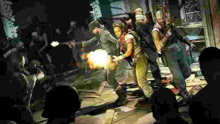 Zombie elenco -  -