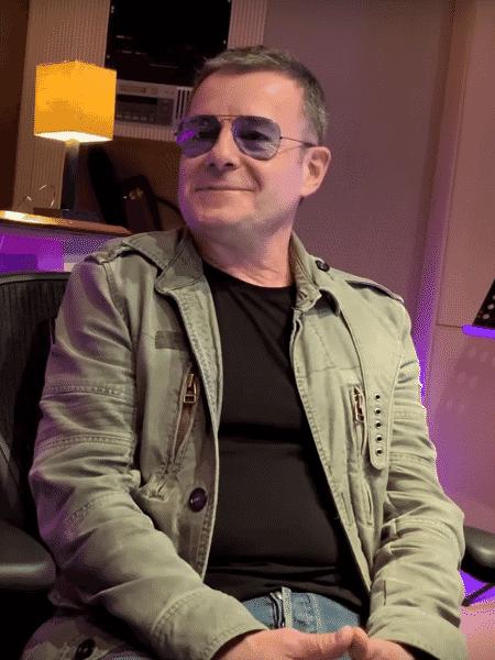 Eric Lévi, compositor do Era - Reprodução - Reprodução