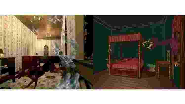 Resident Evil e Alone in The Dark - Reprodução - Reprodução