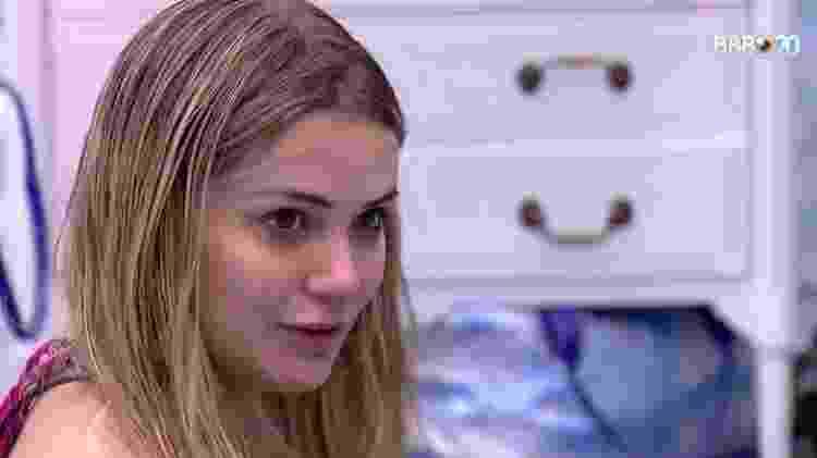 Marcela - Reprodução/GlobosatPlay - Reprodução/GlobosatPlay