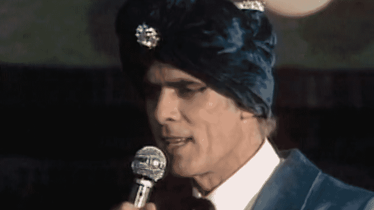 Francisco Cuoco em cena de 'O Astro' - Reprodução