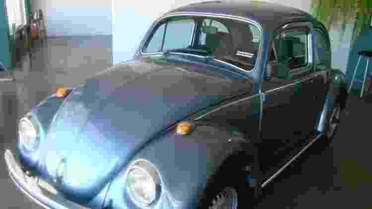 concessionária volkswagen Comercial Gaúcha Covipa estrela Otmar Essig Reginaldo de Campinas 2011 Fusca Última Série 1986 - Arquivo pessoal - Arquivo pessoal