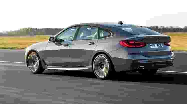 BMW Série 6 Gran Turismo 2 - Divulgação - Divulgação