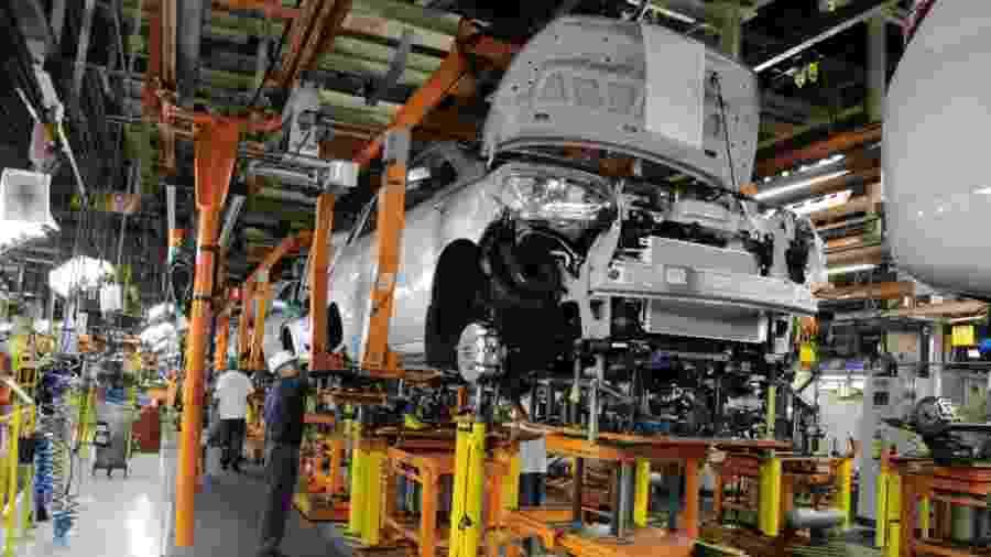 São Paulo, que tem o maior parque industrial do país, cresceu 10,2% no período - Divulgação