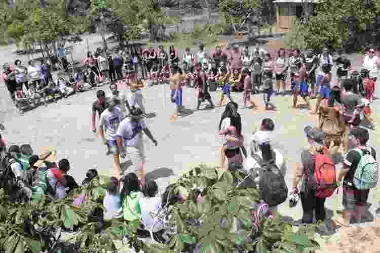 Vivência na Aldeia Tabaçu Reko Ypy, em Peruíbe (SP) - Vivência na Aldeia - Vivência na Aldeia