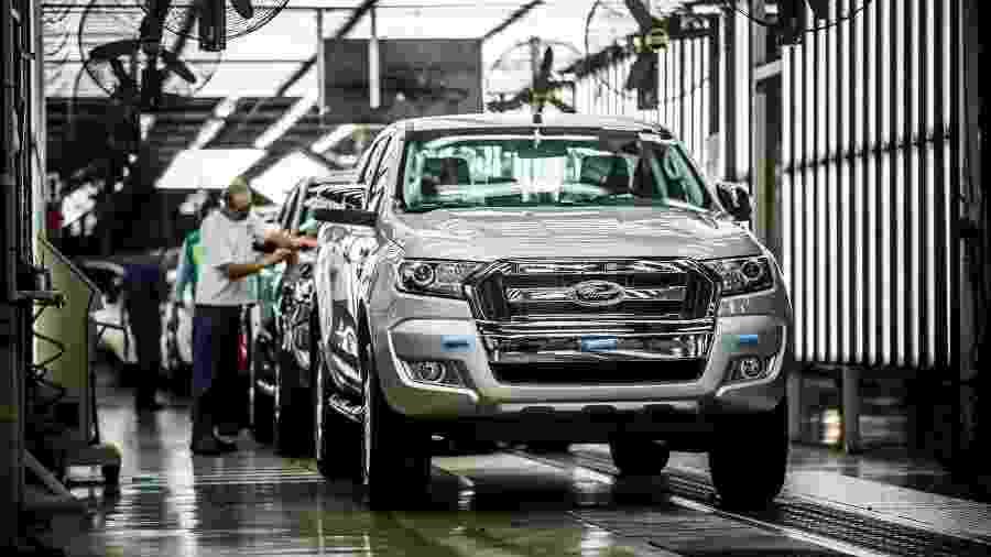 MPF instaura procedimento para apurar consequências do fechamento de fábricas automotivas após o anúncio de saída da Ford do país - Divulgação