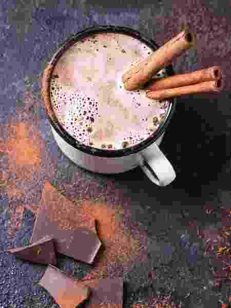Chocolate quente - Natasha Breen/Getty Images/EyeEm - Natasha Breen/Getty Images/EyeEm
