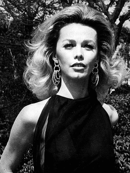 Ângela Diniz foi morta pelo namorado Doca Street na década de 1970 -  Acervo UH/Folhapress