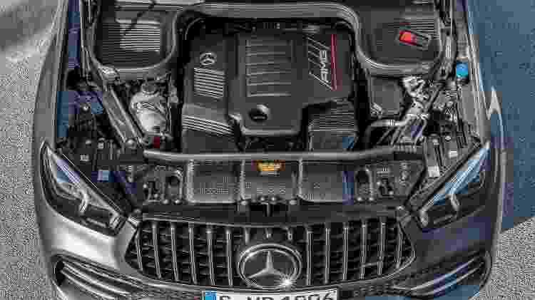 Mercedes AMG GLE 53 3 - Divulgação - Divulgação