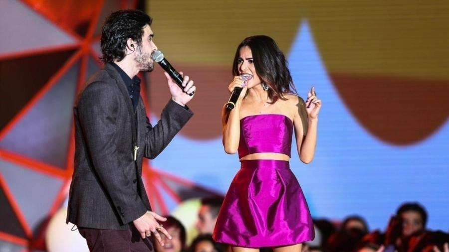 """Fiuk e Manu Gavassi no """"Meus Prêmios Nick 2014"""" - Manuela Scarpa/Photo Rio News"""