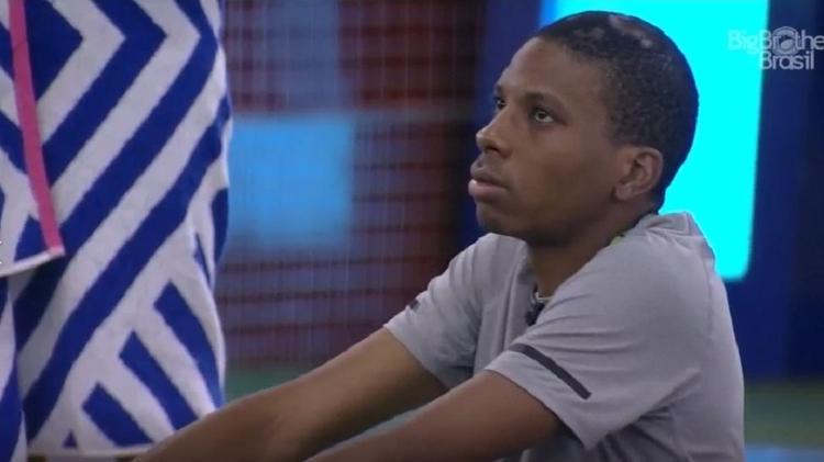 BBB 21: Lucas Penteado diz não saber motivo de ter irritado participantes - Reprodução/Globoplay - Reprodução/Globoplay