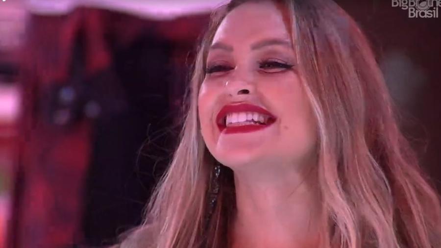 BBB 21: Carla Diaz na festa Amsterdam - Reprodução/ Globoplay