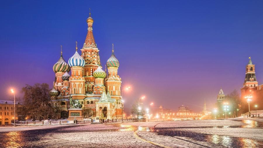 Moscou (foto) assim como outras grandes cidades russas têm agências que oferecem pacotes para seus cidadãos serem imunizados em outros países europeus, especialmente nos Balcãs - iStockphotos