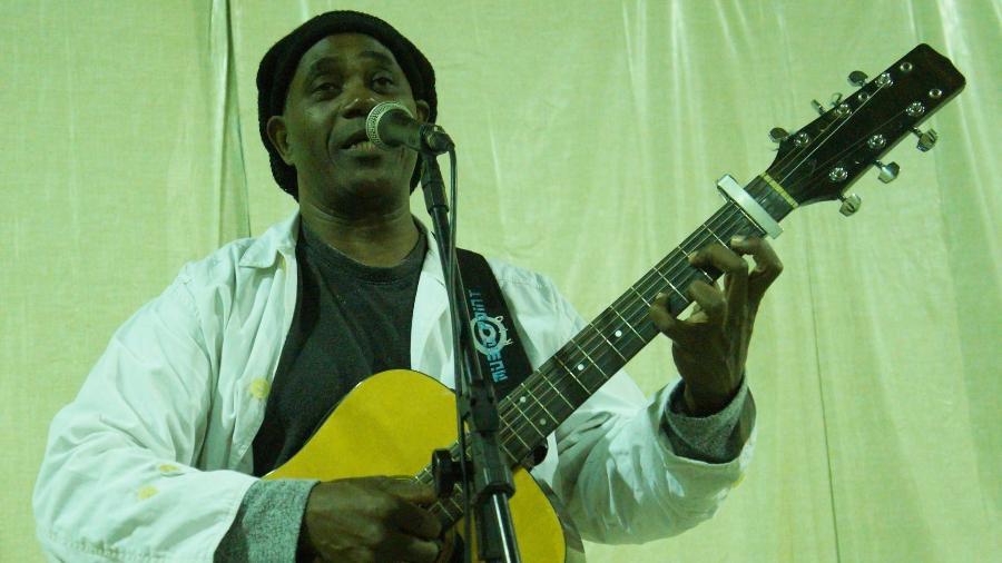 Carlinhos Conceição, do Copacabana Beat - Reprodução / Facebook