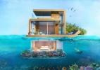 Tem R$ 10 milhões sobrando? Que tal comprar uma casa flutuante em Dubai? - Divulgação/The Kleindienst Group