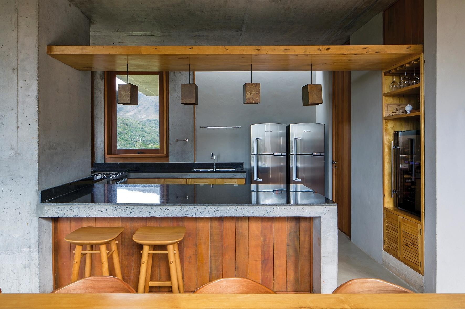 Veja ideias bacanas para construir ou reformar a cozinha de casa BOL  #B27019 1772 1181