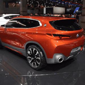 BMW X2 Concept - Murilo Góes/UOL