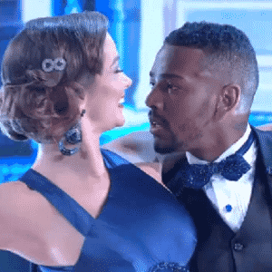 6.nov.2016 - Dança dos Famosos - Reprodução/TV Globo