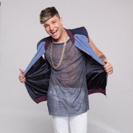 O cantor MC Gui tem 18 anos e faz par com a bailarina Bella Fernandes - Blad Meneghel e Edu Moraes/Record TV