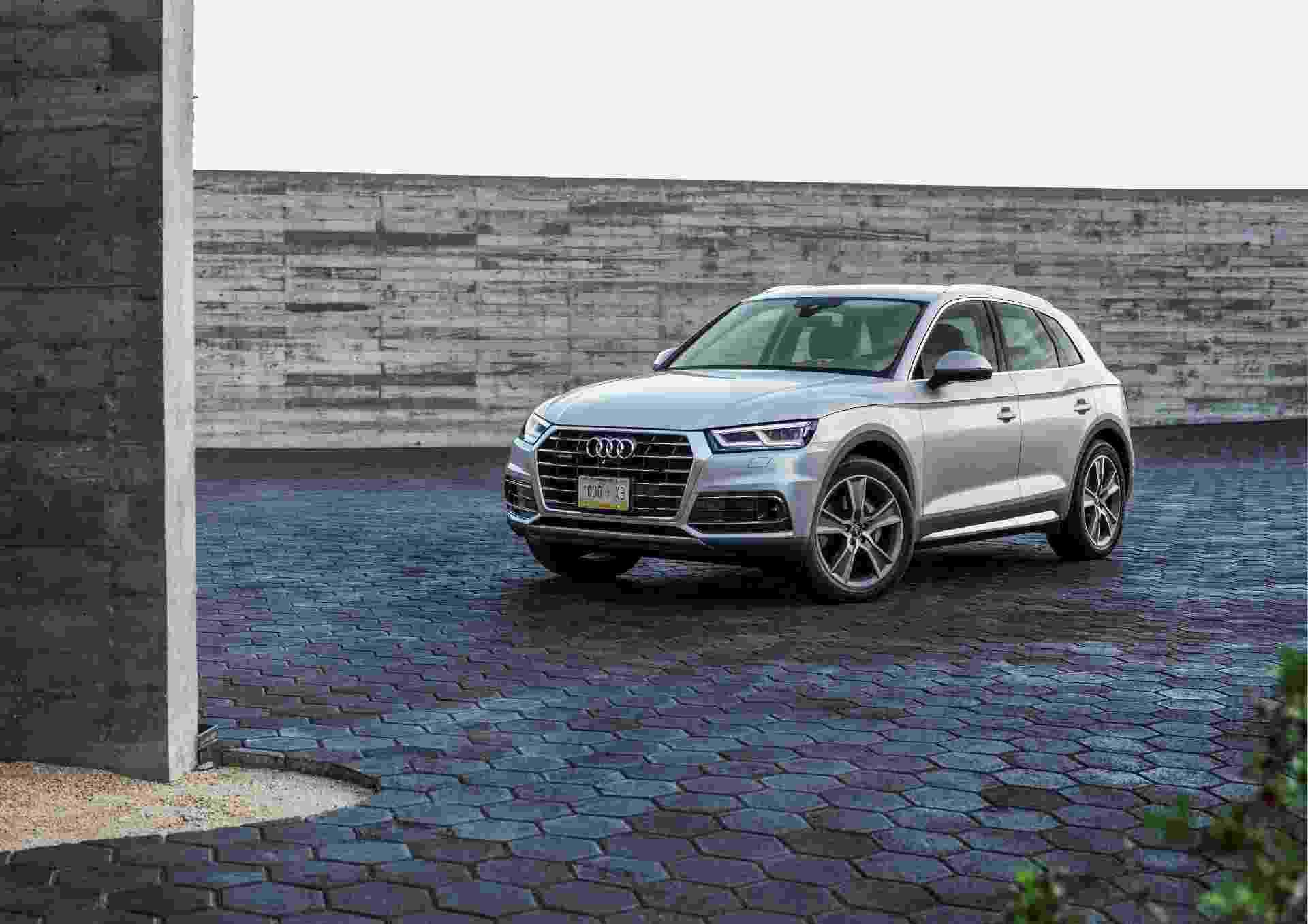 Audi Q5 Security blindado - Divulgação