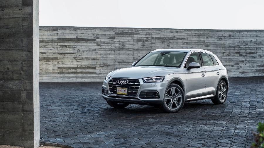 Audi Q5 Security: blindado de fábrica e testado na América do Sul - Divulgação