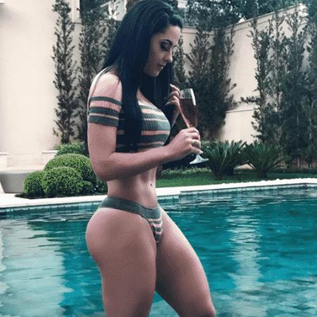 Graciele Lacerda mostra corpo aos 37 anos - Reprodução/Instagram/gracielelacerdaoficial - Reprodução/Instagram/gracielelacerdaoficial