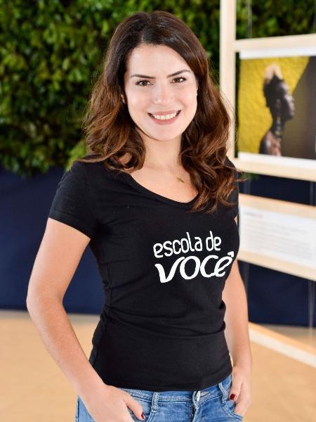 Natalia Leite apresentará novo feminino da Band - Divulgação