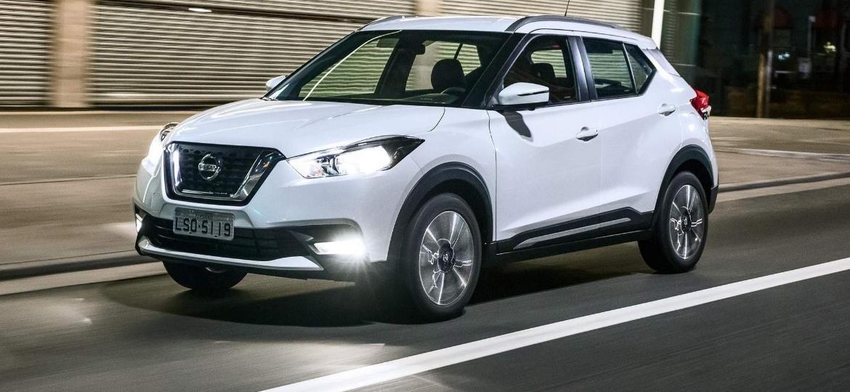Nissan Kicks é o SUV que menos pesa no bolso ao longo de 60 mil quilômetros - Divulgação