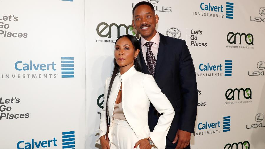 Jada Pinkett Smith e Will Smith - Getty Images