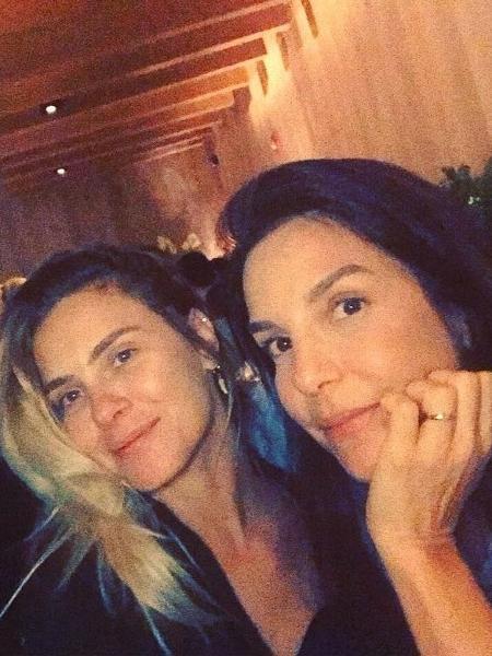 Carolina Dieckmann e Ivete Sangalo em Miami - Reprodução/Instagram