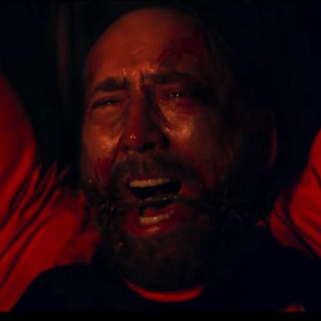 """Nicolas Cage em trailer do filme """"Mandy"""" - Reprodução/YouTube"""