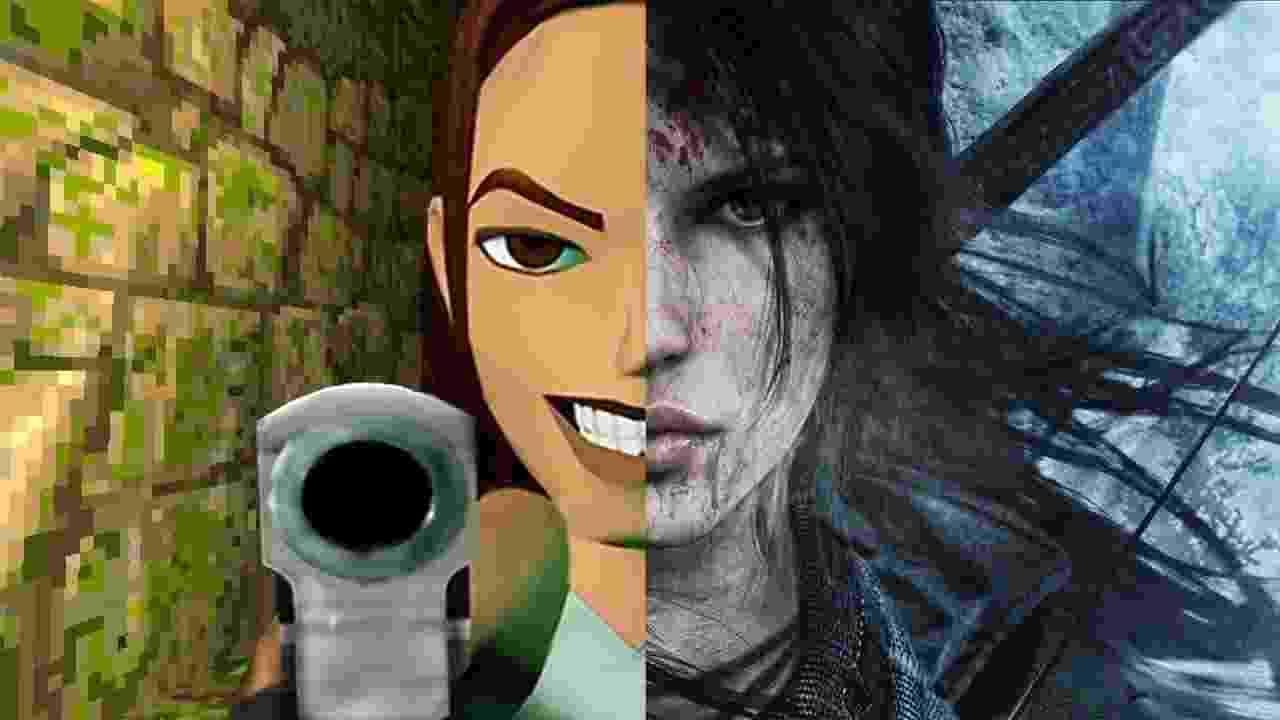 Tomb Raider - Reprodução