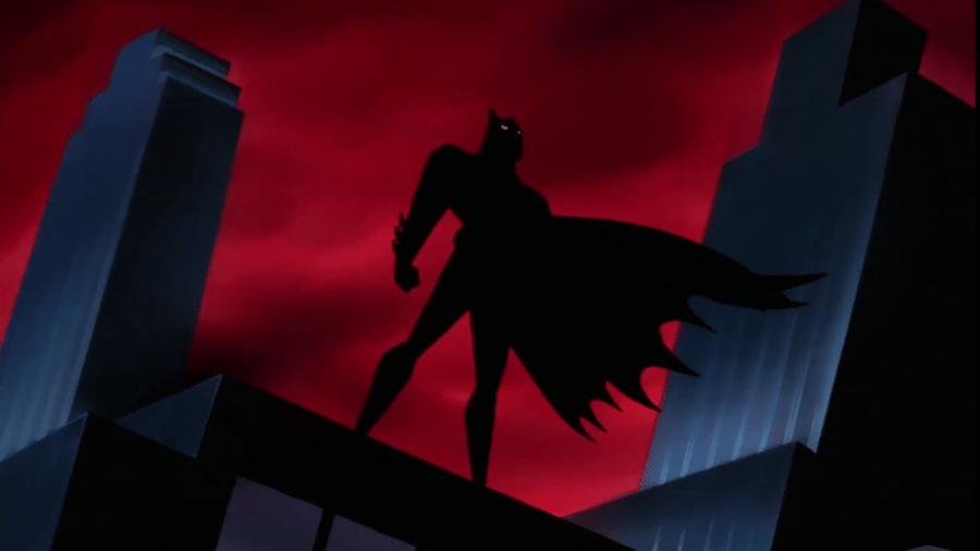 """Cena da série """"Batman: A Série Animada"""" - Reprodução/YouTube"""