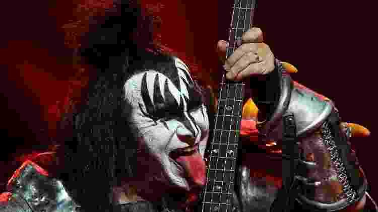 Gene Simmons, do Kiss - Getty Images - Getty Images