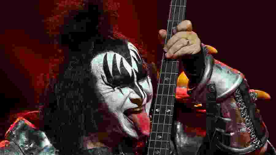 Gene Simmons, do Kiss - Getty Images