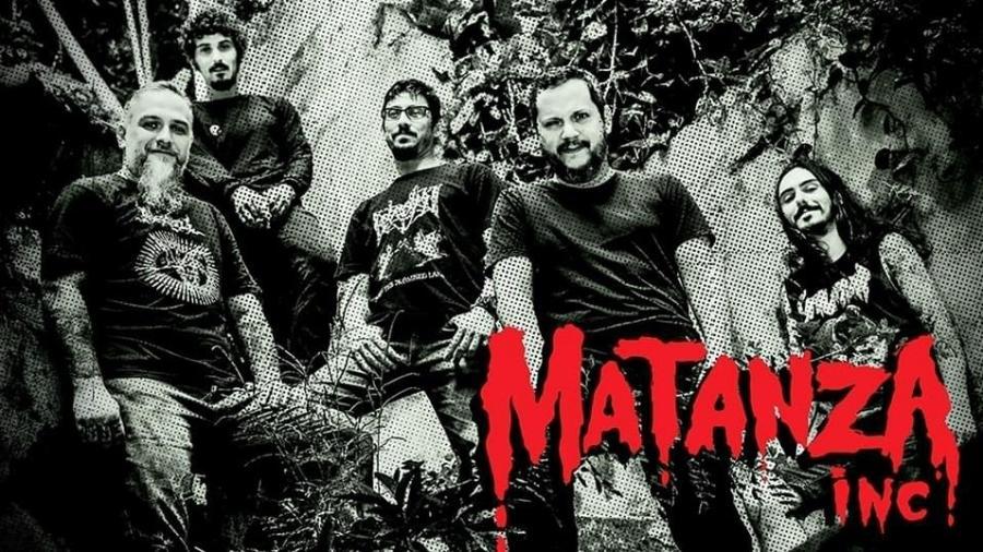 Matanza INC - Divulgação