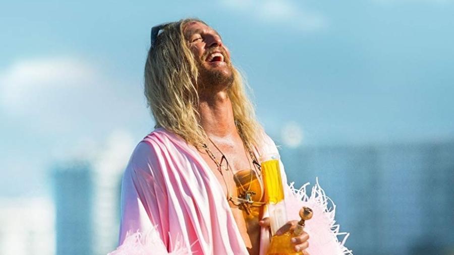 """Matthew McConaughey em """"The Beach Bum"""" - Divulgação/IMDb"""