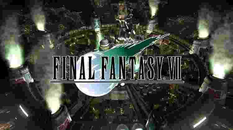 Final Fantasy VII - Reprodução - Reprodução
