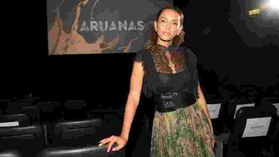 Taís Araújo promove a série Aruanas em Nova York - Andrew Walker/Divulgação