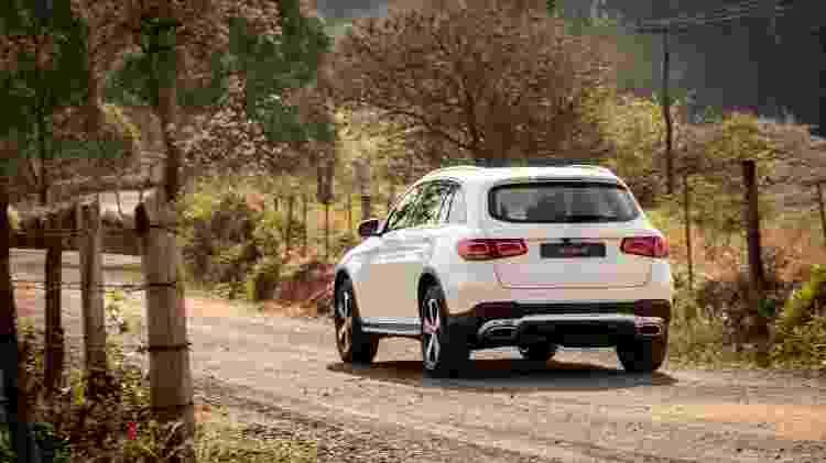 Utilitário esportivo traz tração integral e suspensões elevadas; você colocaria ele em pirambeiras? - Divulgação/Mercedes-Benz