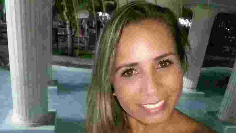 Mesmo com medida protetiva, Guislene Avelar foi morta pelo ex três meses após sair de casa - Arquivo pessoal