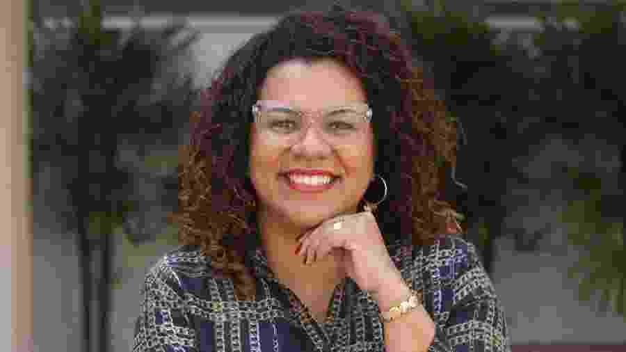Patrícia Santos é criadora do EmpregueAfro - Divulgação