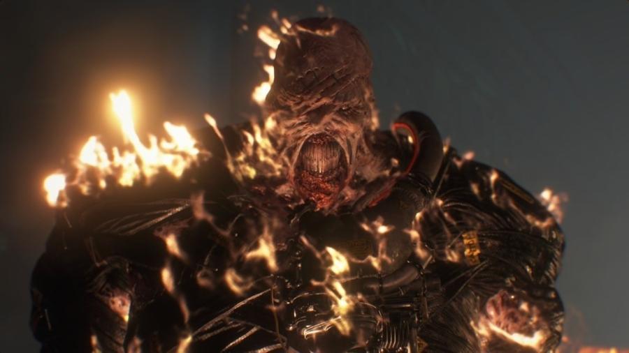 Nemesis deve ser o principal vilão do Remake - Divulgação