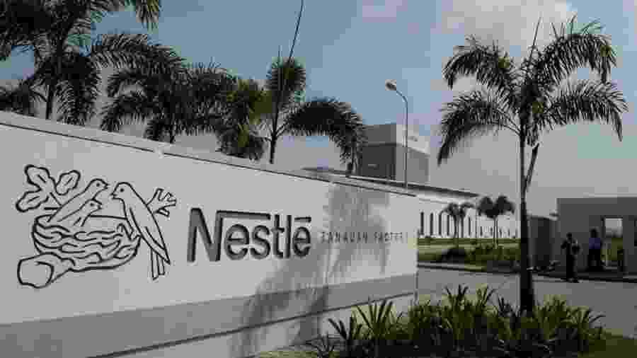 A Nestlé disse que está em contato com o governo e instituições de atendimento à população para entender as demandas  - Reprodução/CBS
