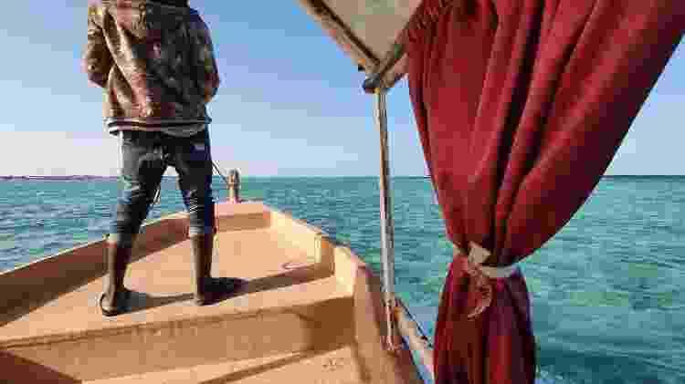 sudão 07 - barco - Arquivo pessoal - Arquivo pessoal
