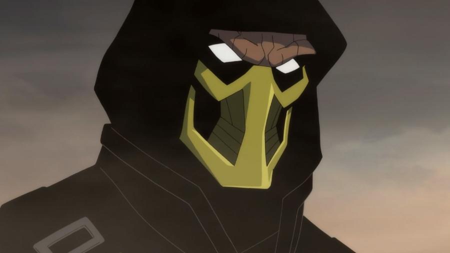 "Mortal Kombat Legends: Scorpion""s Revenge 10 - Reprodução"