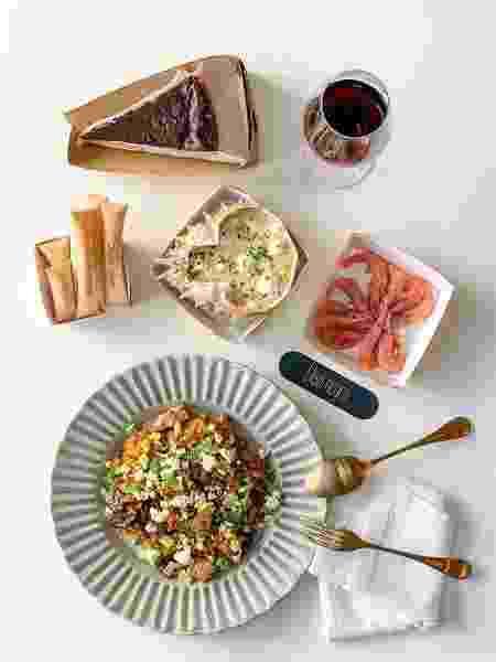 O famoso chef Quique Dacosta apostou todas as fichas no delivery durante a pandemia  - Reprodução/Instagram - Reprodução/Instagram