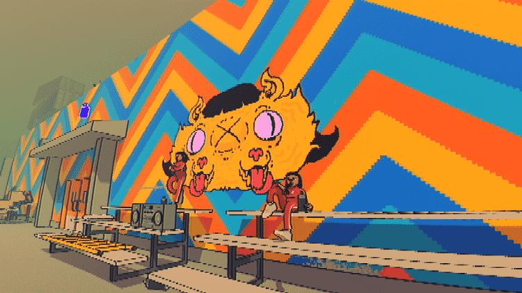 Sludge Life Yellow Art  - Reprodução - Reprodução