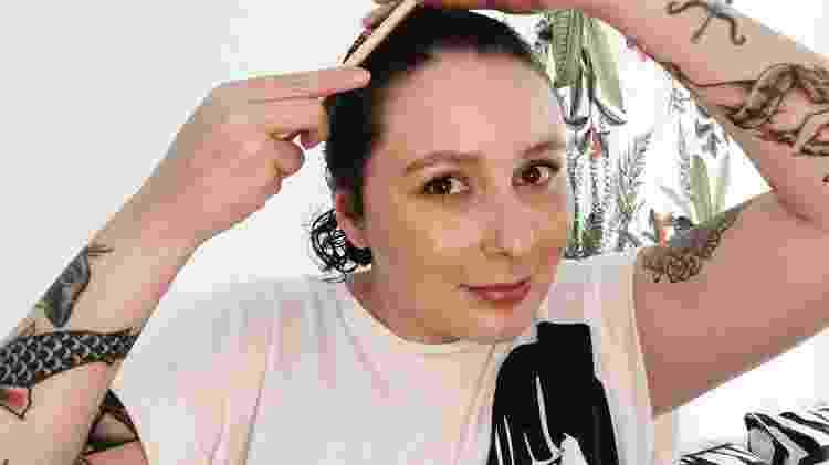 Passo a passo cabelo curto - FOTO 11 - Natália Eiras - Natália Eiras